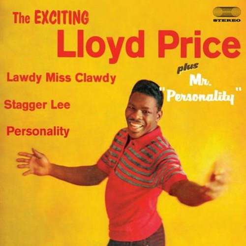 Exciting Lloyd Price /  Mr Personality [Import]