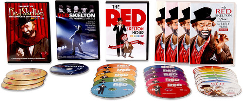 Skelton, Red - The Red Skelton Hour In Color: The Crown Prince of Comedy [Box Set]
