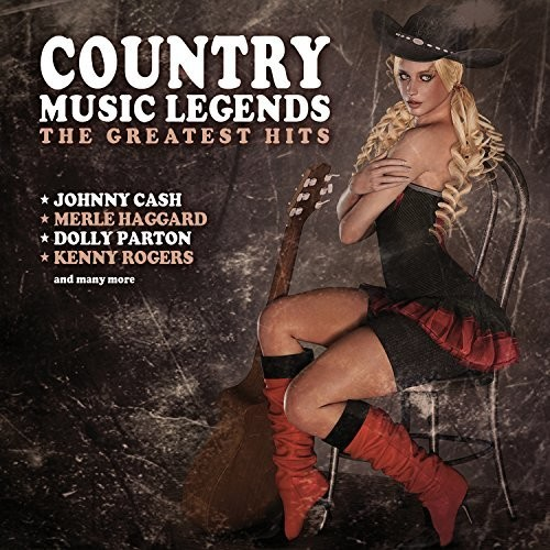 Country Music Legends /  Various