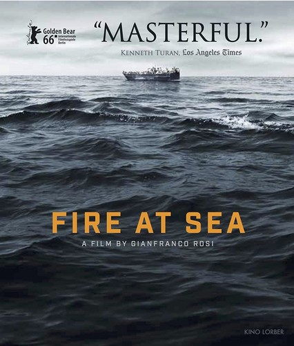 - Fire at Sea