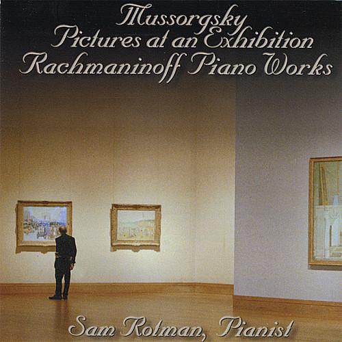 Mussorgsky & Rachmaninoff