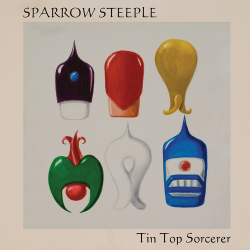 Sparrow Steeple - Tin Top Sorcerer
