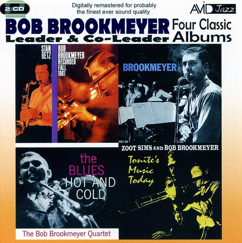 Recorded Fall1961/ Brookmeyer/ Tonite's Music Today/ Blues Hot and Cold