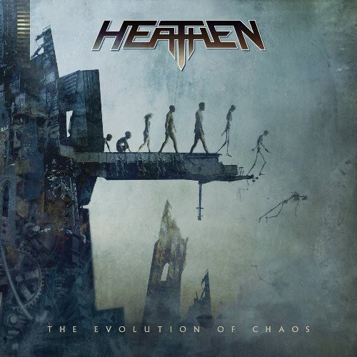 Heathen - The Evolution Of Chaos
