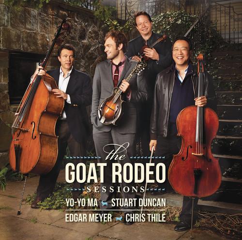 Yo-Yo Ma, Stuart Duncan, Edgar Meyer, Chris Thile - Goat Rodeo Sessions [Vinyl]