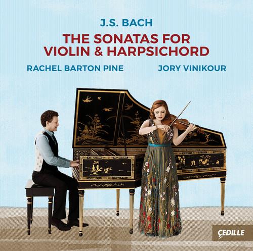 Rachel Barton Pine - Sonatas for Violin & Harpsichord