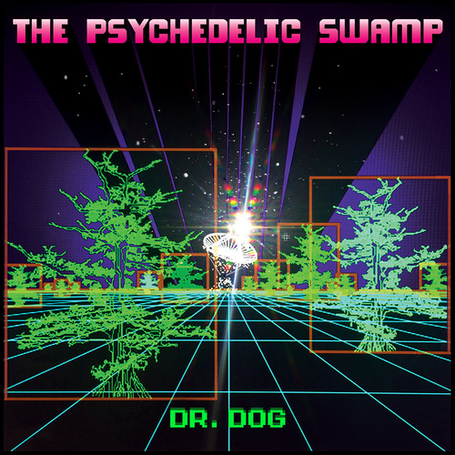 Dr. Dog - The Psychedelic Swamp [Limited Edition Swamp Colored Vinyl]