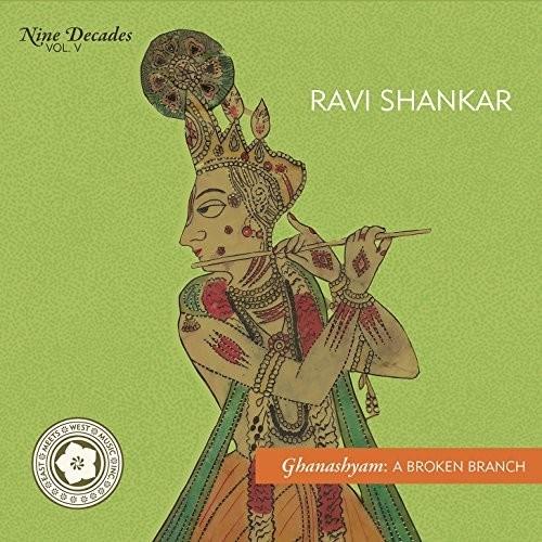 Nine Decades 5 - Ghanashyam: A Broken Branch