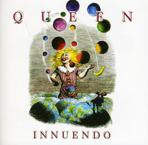 Queen - Innuendo: Deluxe Edition [Import]