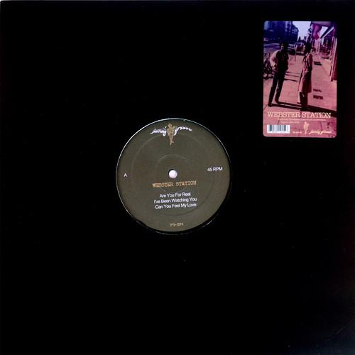 Webster Station - Webster Station EP [Vinyl]