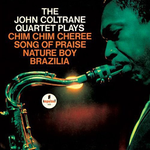 John Coltrane Quartet Plays
