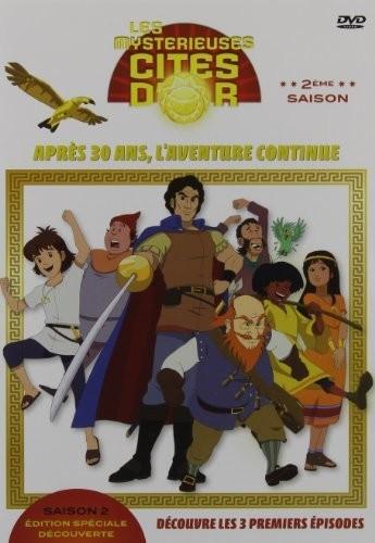 Mysterieuses Cite D'or Les Saison 2 (3 Epi) [Import]
