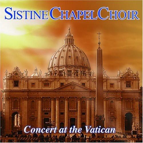 Sistine Chapel Choir - Concert At The Vatican