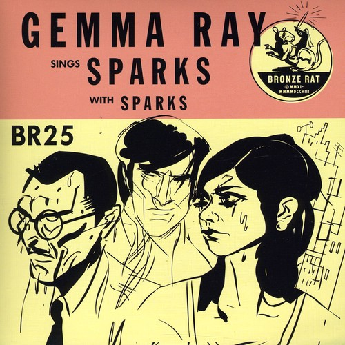 Gemma Ray Sings Sparks