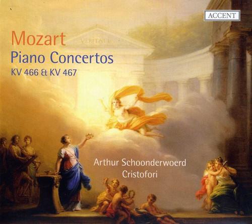 Piano Concertos No. 20 KV 466 & No. 21 KV 467