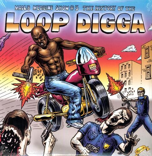 History of the Loop Digga 1990