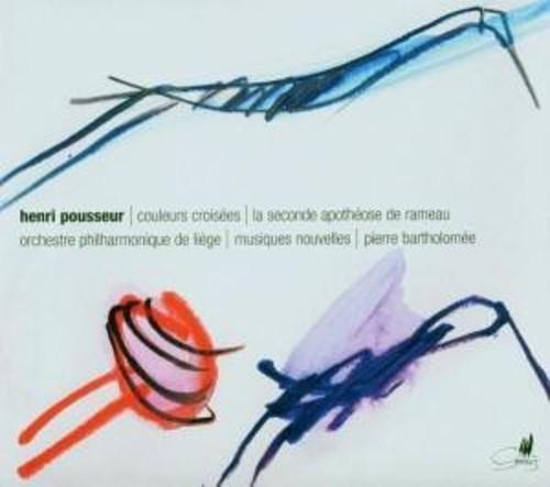 H. Pousseur Couleurs Croiseees /  Seconde Apotheose