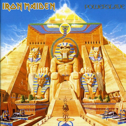 Iron Maiden - Powerslave [Import]