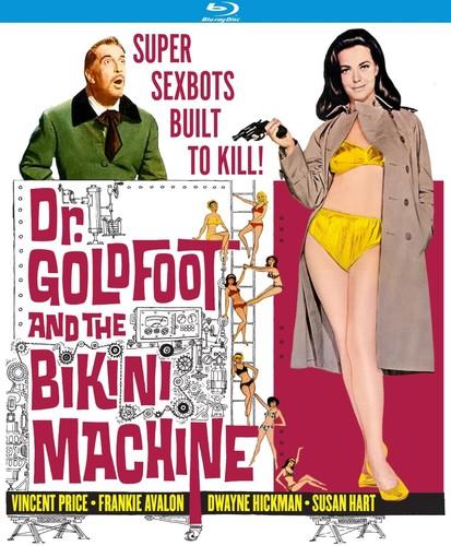 - Dr. Goldfoot and the Bikini Machine
