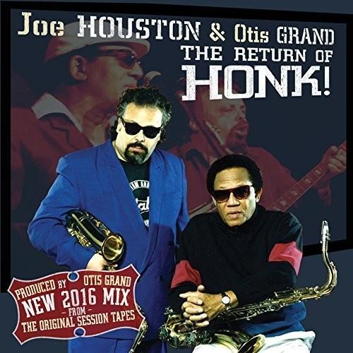 Joe Houston - Return Of Honk-2016 Remix Of Iconic Album