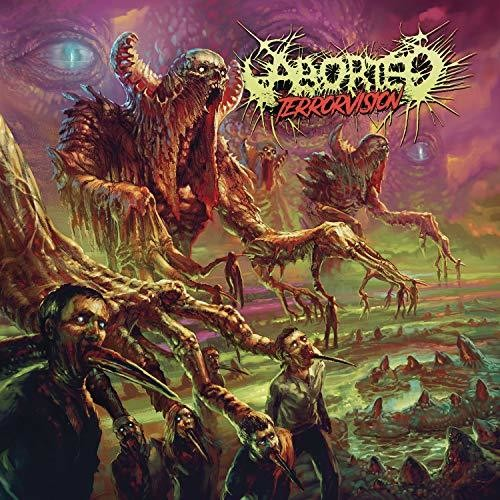 Aborted - Terrorvision [Import LP]