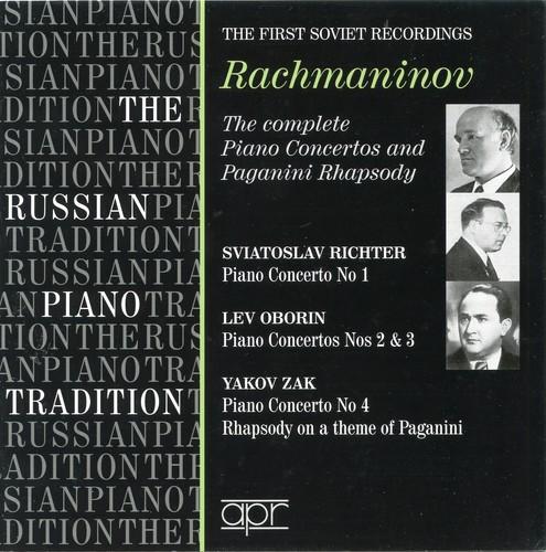 Russian Piano Tradition