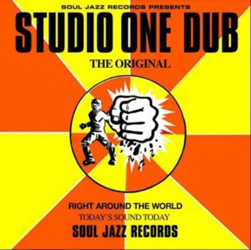 Soul Jazz Records Presents Studio One Dub