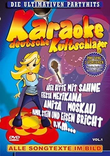 Karaoke: Deutsche Kultschlager 1
