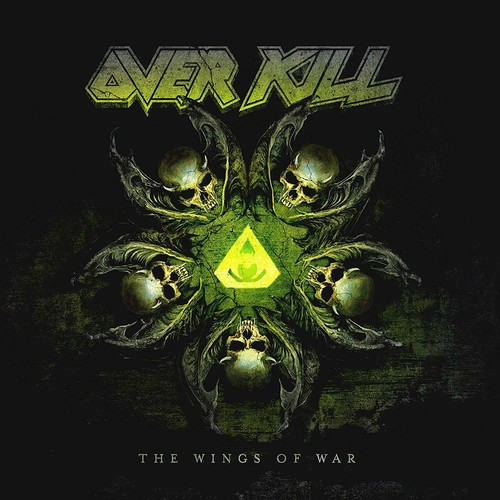 Overkill - The Wings Of War [Grey  2LP]
