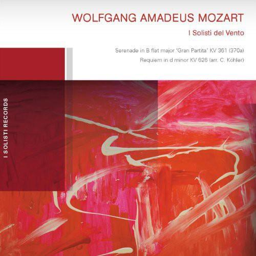 Mozart - Gran Partita K.361 Requiem K.622 (Arr. For Winds)
