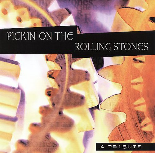Pickin On Rolling Stones