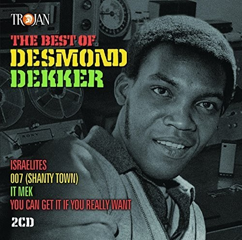 Desmond Dekker - Best Of Desmond Dekker (Uk)