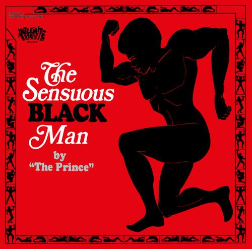 Sensuous Black Man