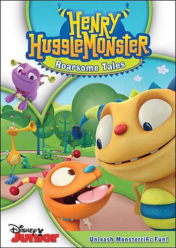 Henry Hugglemonster: Roarsome Tales