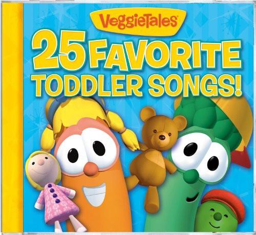 25 Favorite Toddler Songs