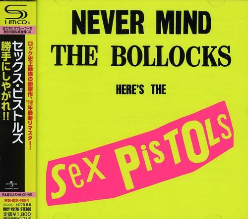 Sex Pistols - Never Mind the Bollocks: Here's the Sex Pistols