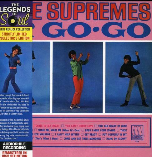Supremes a Go-Go