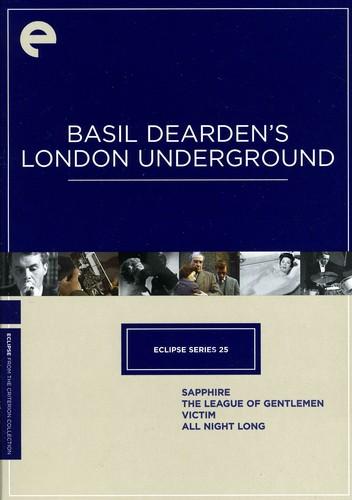 Basil Dearden's London Underground (Eclipse Series 25)