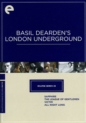 Basil Dearden's London Underground (Criterion Collection - Eclipse Series 25)
