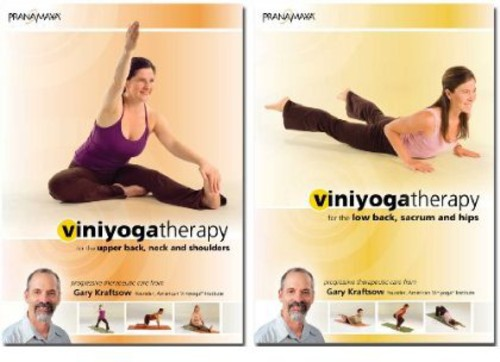 Viniyoga Therapy Complete Back Care
