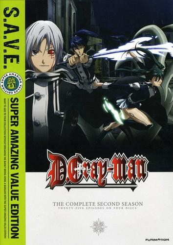 D Grayman - Season Two