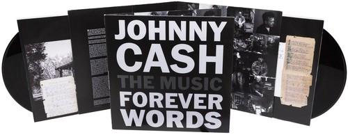 Johnny Cash - Johnny Cash: Forever Words [LP]