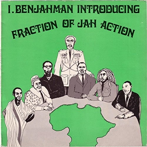Fraction Of Jah Action [Import]