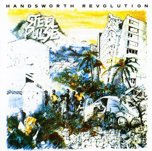 Steel Pulse - Handsworth Revolution [Import]