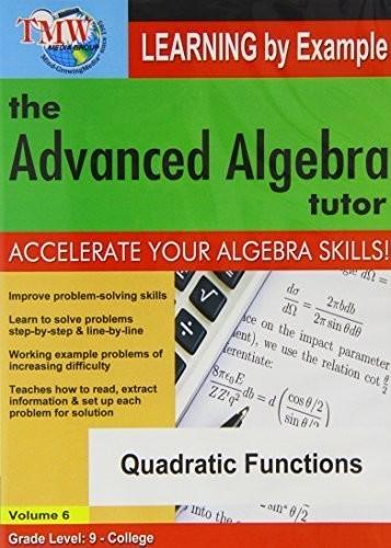 Quadratic Functions