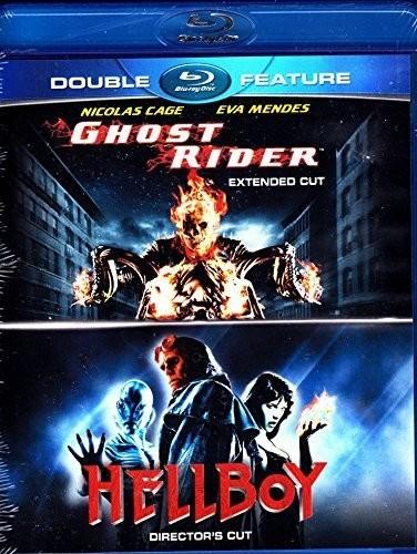Ghost Rider /  Hellboy