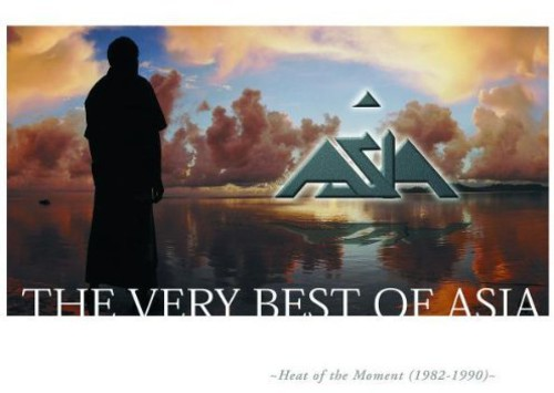 Asia - 1982-90 Very Best Of Heat Of T