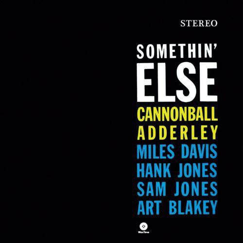 Cannonball Adderley - Somethin Else (Ogv)