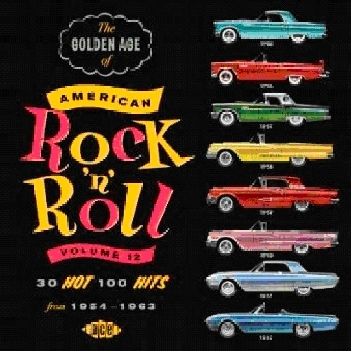 Golden Age of American Rock N Roll 12 /  Various [Import]