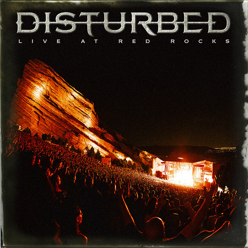 Disturbed - Live At Red Rocks [Clean]